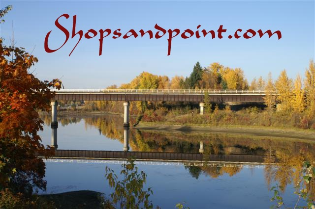shopsandpoint Sandpoint, Id. links to local services, personally referred